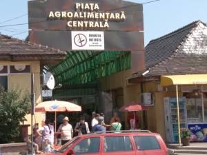Primăria Suceava investeşte un milion de lei în modernizarea Pieţei Centrale