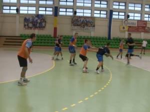 Meci util de pregătire pentru echipa Universității Suceava
