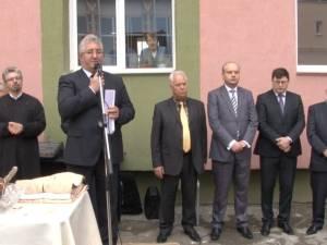 Primarul Sucevei, prezent la deschiderea de an şcolar din 10 unităţi de învăţământ