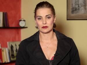 Maia Morgenstern, într-un spectacol caritabil la Suceava, pentru femeile bolnave de cancer la sân