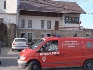 Accident cu patru victime la ieșire din Suceava spre Fălticeni