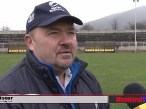 Echipa de rugby juniori I, U 19, a CSŞ Gura Humorului