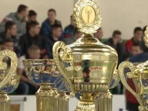 Luptătorul Teodor Horătău a fost ales cel mai bun sportiv al LPS Suceava pe 2013