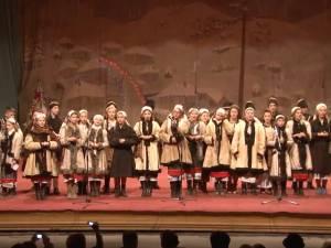 Spectacol de Crăciun organizat de Şcoala Gimnazială Nr. 1 din Suceava