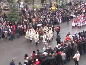 Festivalul de datini şi obiceiuri de Anul Nou