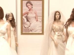 Târg de nunţi la Shopping City Suceava, în luna îndrăgostiţilor