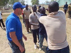 Un sucevean, într-o echipă internaţională care antrenează forțele armate și polițienești din Nigeria împotriva teroriştilor