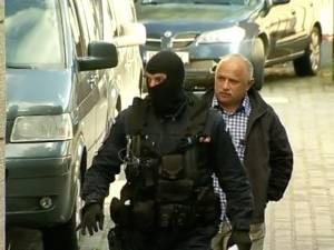 Procurorul-șef Dumitru Dîmbu, judecătorul Bogdan Bărbuță și afaceristul Constantin Babiuc, arestați pentru 30 de zile