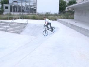 Roller-ii şi skater-ii vor avea interdicţie în centrul Sucevei, după inaugurarea Nordic Skate Park