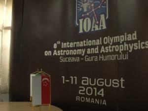 Mâine debutează Olimpiada Internaţională de Astronomie şi Astrofizică 2014