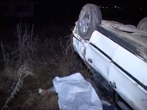 Tânăr de 27 de ani, mort după ce a scăpat inexplicabil volanul de sub control