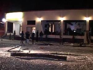 O explozie urmată de flăcări ca-n iad a omorât două femei şi a nenorocit alte două