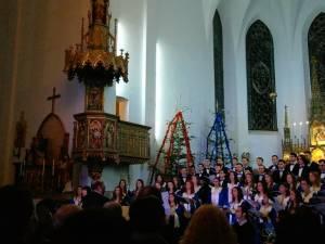 Concert de excepţie la Sanctuarul Marian Cacica