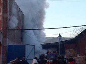 Cine răspunde pentru pagubele incendiului de la Rozita, depozitul care funcționa de ani de zile fără aviz de la pompieri?