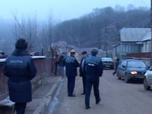 """Comunitatea de ţigani de pe Mirăuţi, """"vizitată"""" ieri dimineaţă de zeci de poliţişti"""