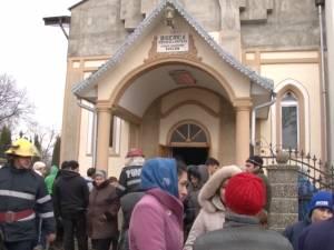 Incendiu la Biserica penticostală din Mitocu Dragomirnei
