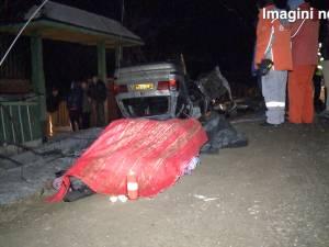 Accident groaznic, cu doi morţi, la Voitinel