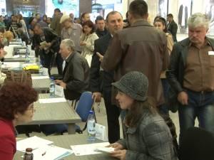 Aproape 700 de suceveni speră să-şi găsească un serviciu după Bursa locurilor de muncă