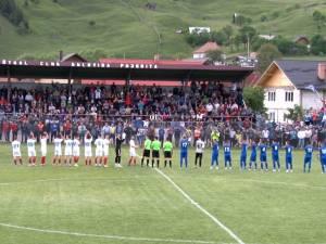 Bucovina Pojorâta a promovat în Liga a II-a