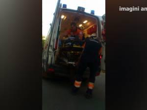 Scene de coşmar pe o stradă din Suceava, după ce un şofer a făcut infarct la volan