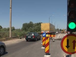 Restricţii de circulaţie în municipiul Suceava, pentru reparaţii şi asfaltări