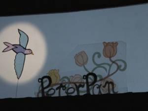 """Povestea lui """"Peter Pan"""", dar şi cântece româneşti şi japoneze interpretate de figurine, pe scena suceveană"""
