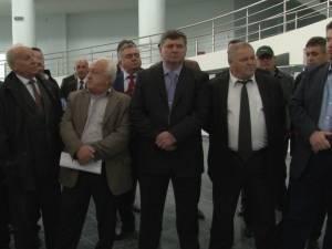 Consilierii judeţeni au votat în unanimitate amenajarea noilor terminale internaţionale ale Aeroportului Suceava