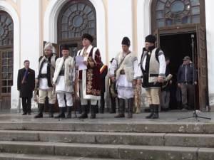 Doctorul Petrea Dulgheru a condus Solia Cetăţii de Scaun a Sucevei la Alba Iulia