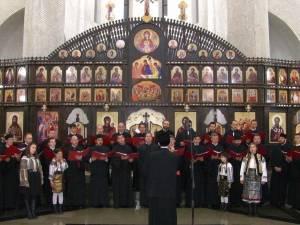 Concert de colinde şi cântări bizantine