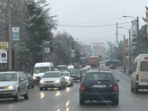 Lungu propune realizarea unei minivariante de rută ocolitoare a Sucevei, pentru descongestionarea traficului de pe Calea Unirii