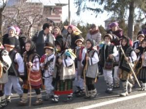 Anul Nou pe stil vechi, celebrat ieri la Drăguşeni