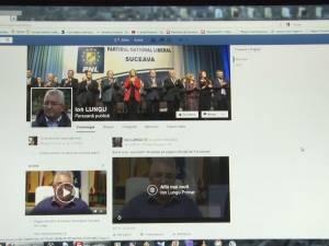 Primarul Sucevei şi-a făcut pagină de Facebook