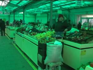 Modernizarea Pieţei Centrale a Sucevei se apropie de finalizare