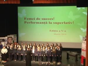 """""""Femei de succes! Performanţă la superlativ!"""", la ediţia a V-a"""