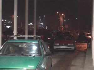Blocaj în Vama Siret după un supracontrol făcut sâmbătă de reprezentanţii ANAF