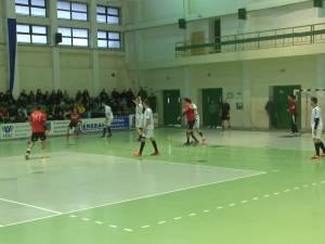 Universitatea a trecut la scor de Atletico Alexandria
