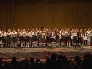 Elevii claselor primare de la Şcoala Gimnazială Nr. 1 au vestit venirea primăverii