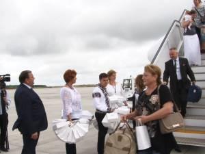 Primul zbor spre Milano de pe Aeroportul Suceava