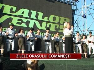 PESTE 30.000 DE OAMENI S-AU STRÂNS SÂMBĂTĂ LA COMĂNEŞTI PENTRU A SĂRBĂTORI MICUL ORAŞ DIN MOLDOVA ŞI RETRAGEREA CAMPIONULUI IONUŢ IFTIMOAIE