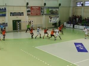 Universitarii au debutat cu o victorie în noul sezon din Liga Naţională