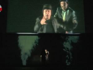 """Prima reprezentaţie de stagiune a Teatrului """"Matei Vişniec"""" are loc astăzi"""