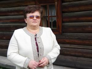 Daniela-Luminița Ceredeev, promotoarea voluntariatului în satele de huțuli