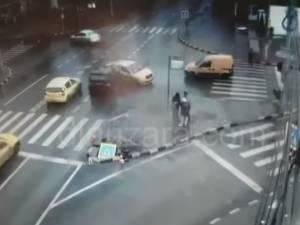 Imaginile care surprind accidentul cu doi morţi de la Nordic