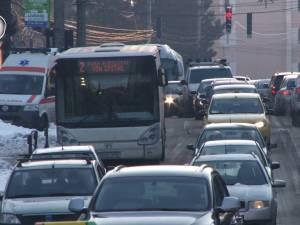Autobuzele TPL Suceava au făcut înconjurul lumii de 22 de ori