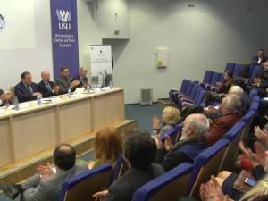 Autorităţile şi USV propun proiecte dedicate aniversării a 100 de ani de la Marea Unire
