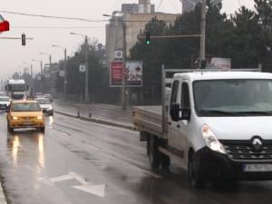 Măsurile de fluidizare a traficului de pe Calea Unirii, puse în practică începând de ieri