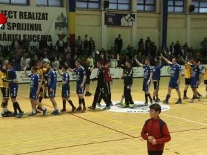 Universitatea a început play-out-ul cu o victorie importantă contra Focşaniului