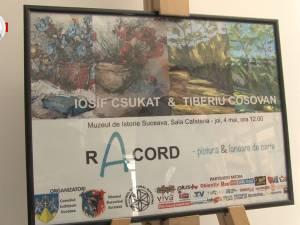 Tiberiu Cosovan şi Iosif Csukat au adus Bucovina pe simeze
