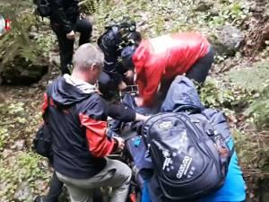 O tânără de 24 de ani, originară din Suceava, şi-a pierdut viaţa în munţii Bucegi