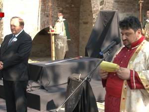 Mesageri din 10 ctitorii ştefaniene si-au prezentat ieri soliile în Cetatea de Scaun a Sucevei